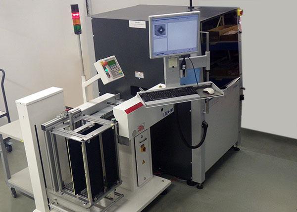 Automatisches Optisches Inspektionssystem