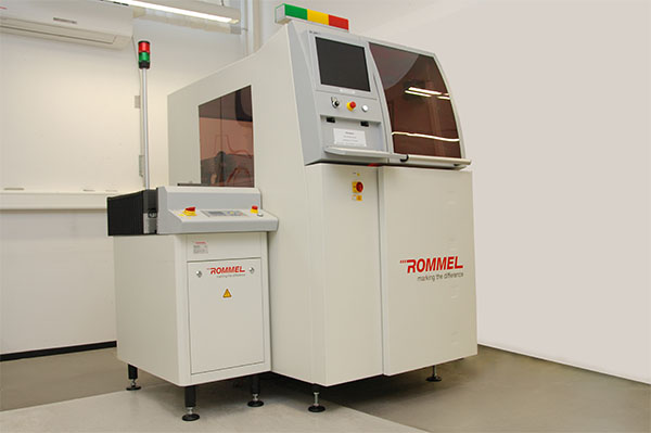 Labeldrucker und Etikettierstation für Traceability